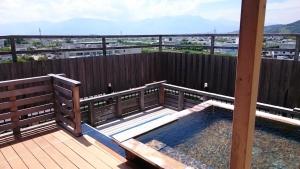 ホテル石庭の露天風呂2