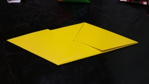 折り紙〜6つのパーツ