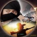 朝鮮ガンマン日本語JGレーベル-7