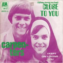Carpenters - (They Long To Be) Close To You1