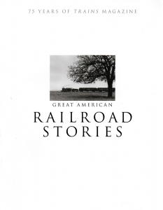 Great American Railroad Stories表紙