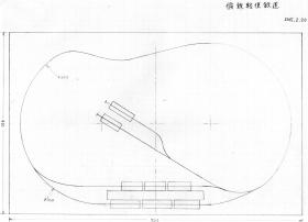 倫敦軽便鉄道レイアウト図02