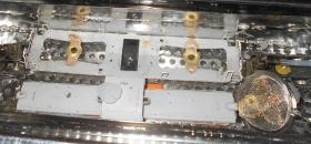 超音波バス中のDD13
