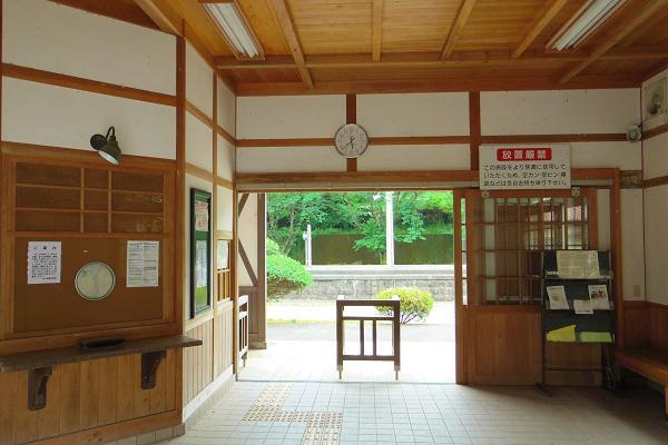 宝珠山駅10