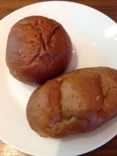 秋田大豆パン