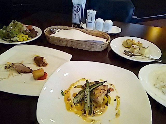 JALシティ仙台jolie 魚料理