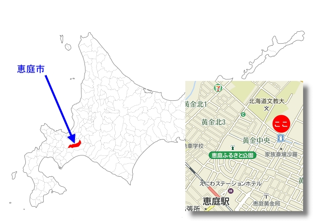 カリンバ遺跡 地図