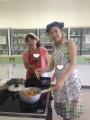 15携帯より料理教室