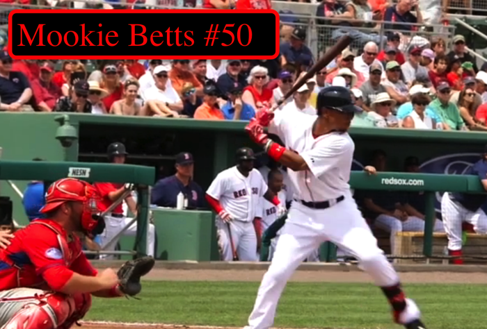 2015 03 23 Mookie Betts