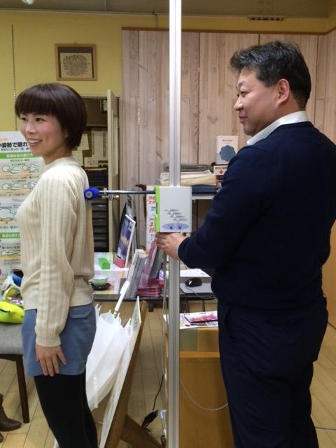 IMG_0408鍵和田さん体型計測