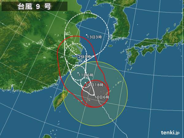 2015-07-10 台風9号 日本気象協会