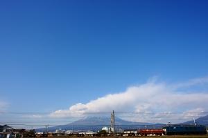 富士山どこー?