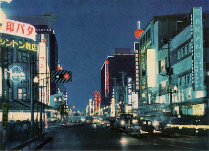 987-夜の東京2