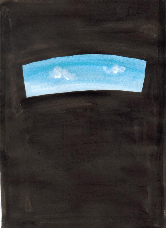 そこから青空は見えますか?(f633)