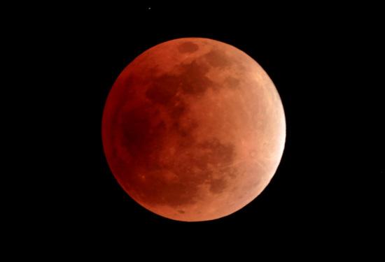 2011年12月10日皆既月食
