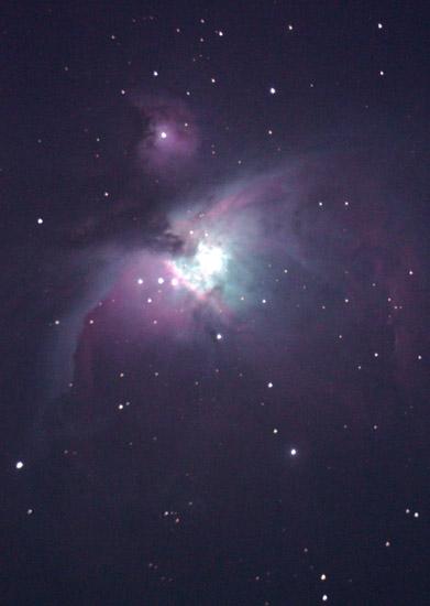 2月20日 オリオン大星雲