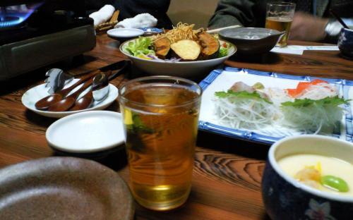 関英ドライブインで忘年会(26.12.26)