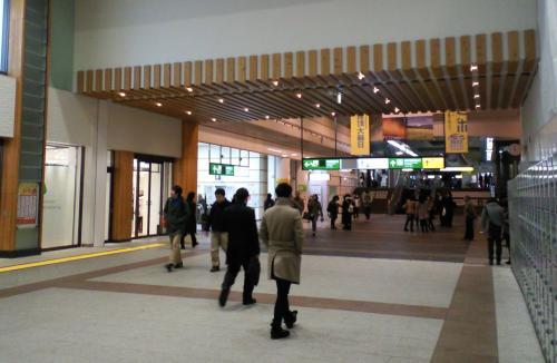 JR長野駅(26.12.30)