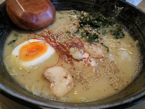 鶏白湯ラーメン(26.12.31)