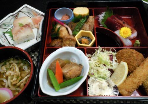 昼食(27.1.29)