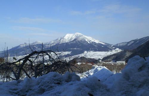 今日の高社山(27.1.29)