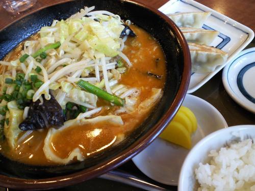 三宝亭味噌ラーメン(27.2.5)
