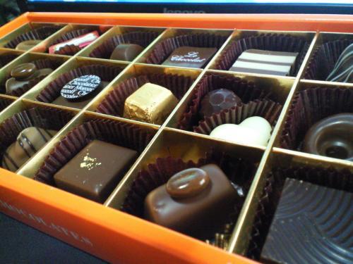 チョコレート(27.2.14)