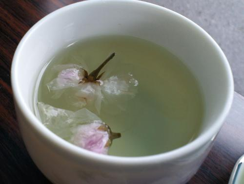 桜湯(27.4.17)