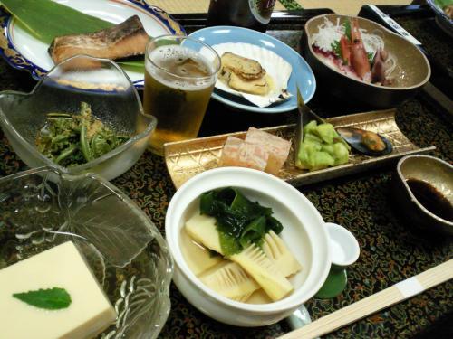 有竹お料理(27.5.15)