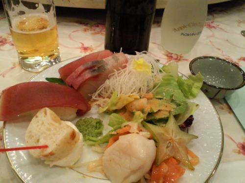 祝う会お料理(27.5.14)