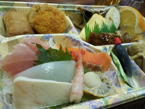 水神祭直会お料理(27.5.20)