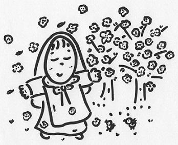 桜吹雪 -1