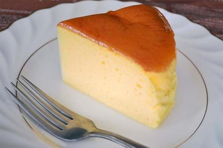 スフレチーズケーキ・レシピ用