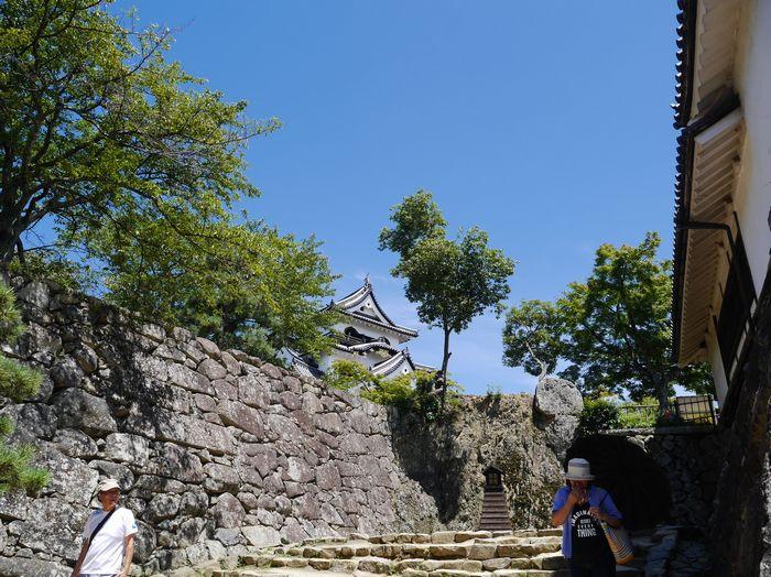 彦根、安土城跡 (25)
