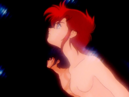 獣神ライガー 神代まいの胸裸120