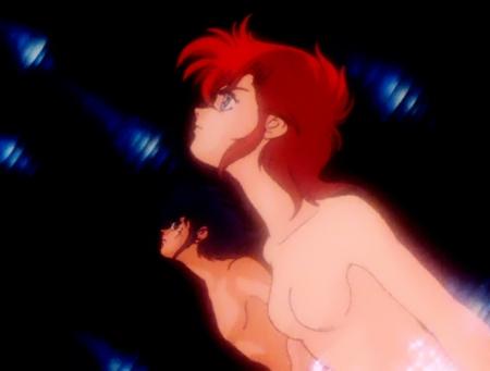 獣神ライガー 神代まいの胸裸121