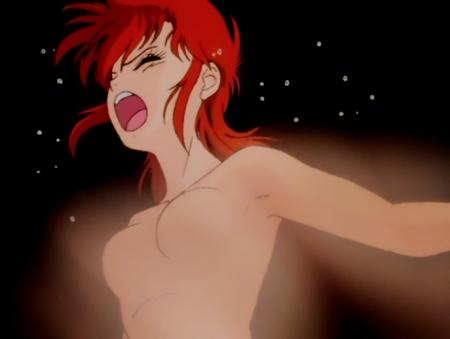 獣神ライガー 神代まいの胸裸125