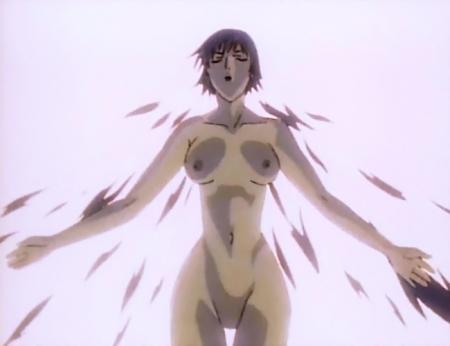 銀装騎攻オーディアン 哉生香織の全裸乳首85