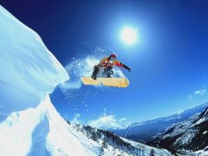 スノーボード・・・楽しそうですね~