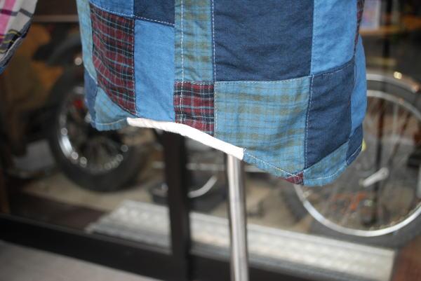 MFS-2054 マルチパッチワークシャツ