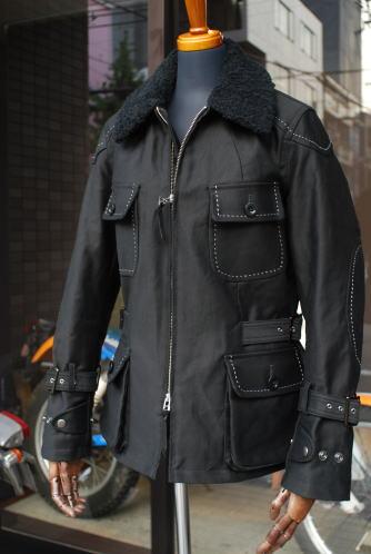 MFJ-1651 / ウインターハンドステッチジャケット