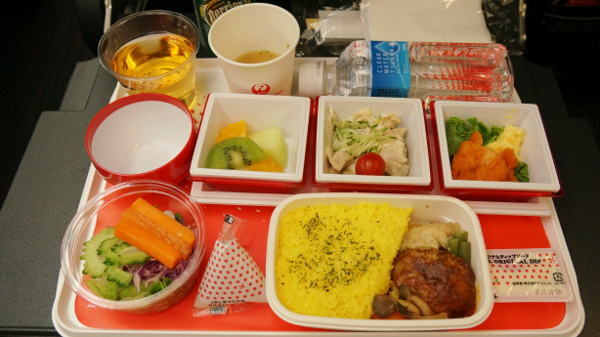 JAL PY meal 2