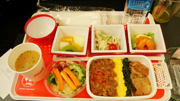 JAL PY meal 1