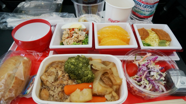JAL PY meal 3