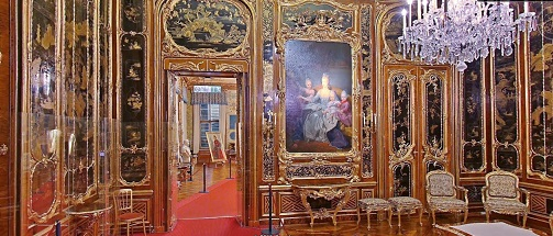 10 シェーンブルン宮殿内部イメージ