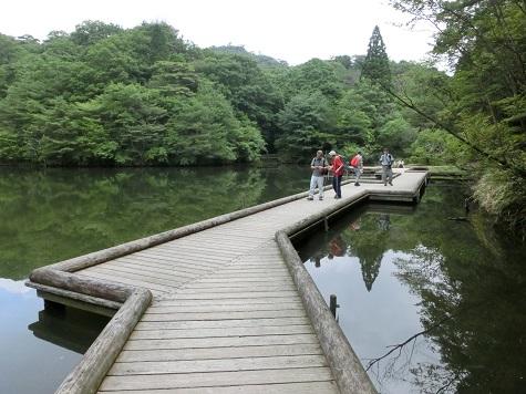 8 穂高湖
