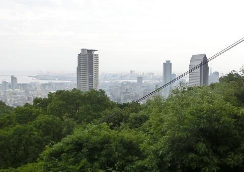 16 展望台から神戸の街