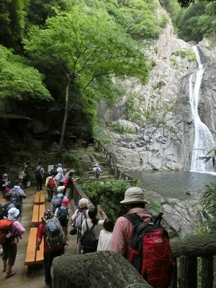 17 布引の滝1