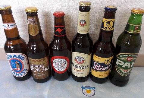 1 世界のビール