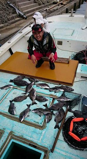 広島からの釣果情報